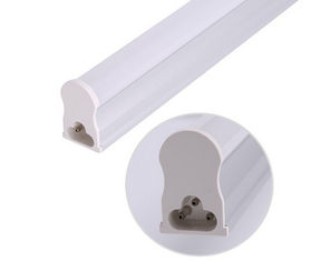 China SMD2835 1200mm 17W T5 LED Tube Light Energy Saving 5000K / 6000K 130lm / w supplier