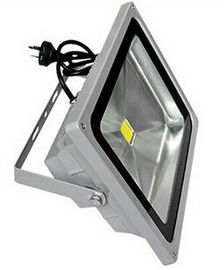 China High Effficiency 100 - 130lm/W Aluminum Outdoor LED Security Flood Lights 100watt Ra90 supplier