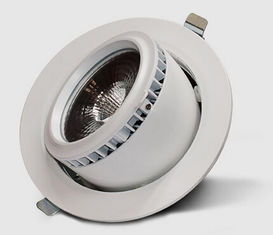 China SAA CE RoHS Trunk Series - 20/28/38W lamp gimbal downlight shop lighting led scoop lighting supplier