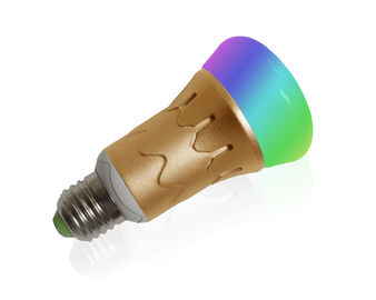 China WIFI Intelligent Light Bulb Smartphone Multi-color Changing supplier