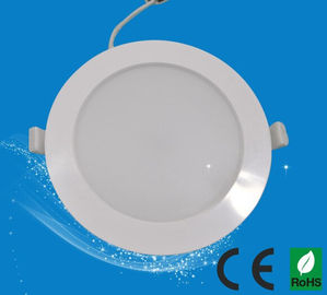 China IP54 Ultra Thin Round LED Flat Panel Light Ceiling Downlight Barthroom Kitchen Hotel supplier