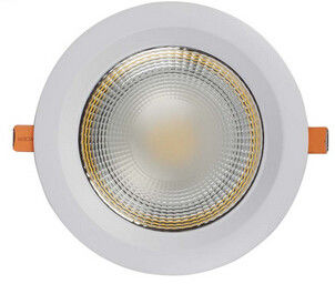 China aluminium IP44 5w 7w 10w 15w 20w 30w cob led down light factory