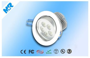 China Exterior Recessed LED Downlight 5000k 5w Ip44  , Residential Recessed Lighting factory