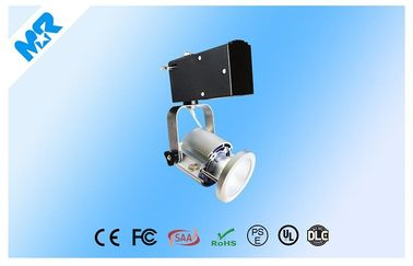 China Aluminum Single Phase 5w Cob Led Track Light For Clothing Shop , LED Track Spots distributor