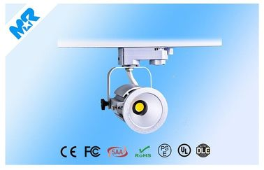 China High Power Cob LED Track Light Exhibition 10Watt 1000lm , LED Spotlight Track distributor