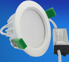 China RA >80 COB 12 Watt 15 Watt Recessed Led Downlight 2800k To 6500k distributor