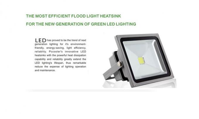 IP65 130lm / W 150 Watt Outdoor Led Flood Lamps For Commercial Lighting