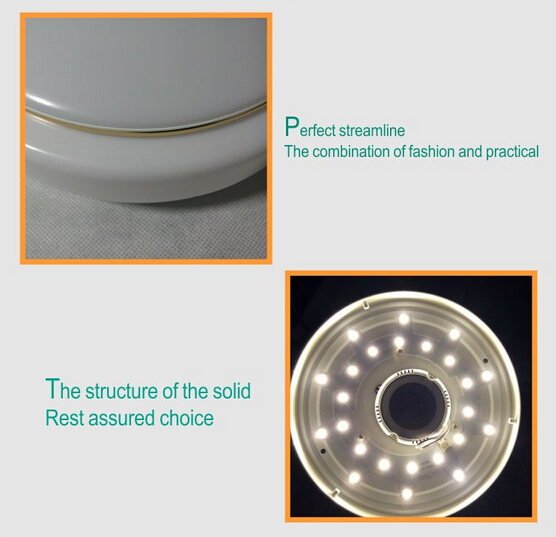 18w 24w Surface Mounted Led Ceiling Light For High Class