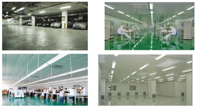 Brightest Purification T8 Led Light Tubes For Factory Hospital