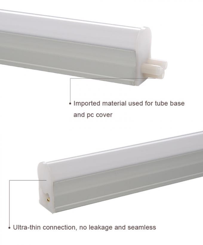 t5 led tube 517mm 900mm 1200mm connecting tube led lamp 4w 8w 12w 14w 16w led t5 tube light for home lighting With CE RoHS