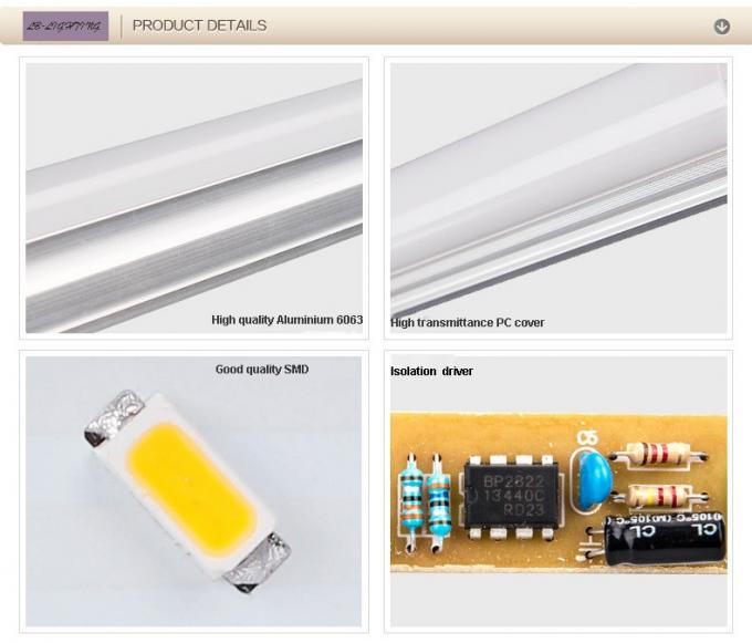 china manufacture cheap price intergrated t5 led tube 1200mm 4ft 16w smd5730
