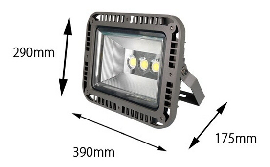Luxury style CE ROHS IP67  outdoor led flood light