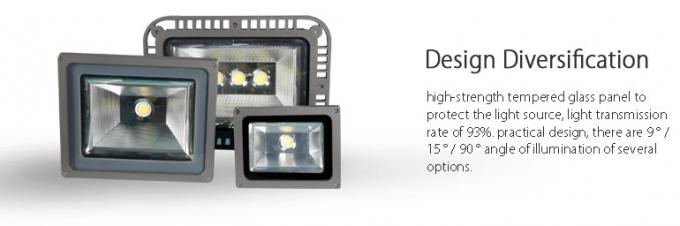Luxury style CE ROHS IP67 dmx rgb outdoor led flood light