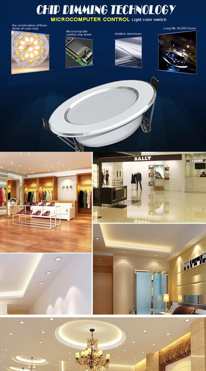 Best quality IP44 led down light 7W isolation straw hat downlight